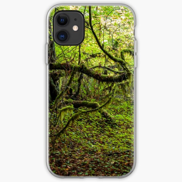 Mossy Forest iPhone Soft Case