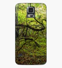 Mossy Forest Case/Skin for Samsung Galaxy