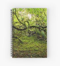 Mossy Forest Spiral Notebook