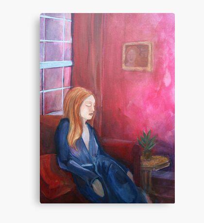 Redhead 3 Canvas Print