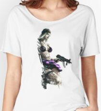 APB Reloaded Cool Gangster Girl Women's Relaxed Fit T-Shirt