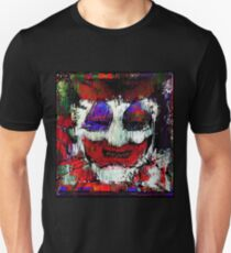 John Wayne Gacy. All the world loves a clown. T-Shirt