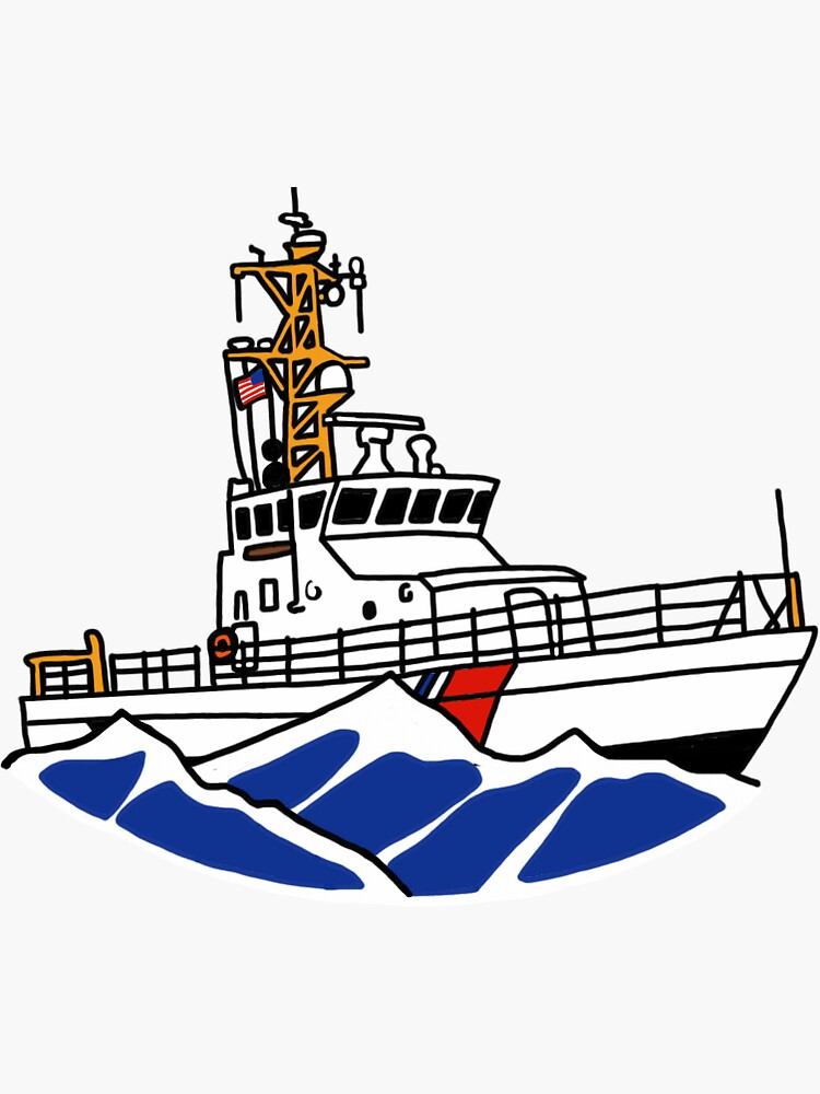 USCG 87 Patrol Boat by AlwaysReadyCltv