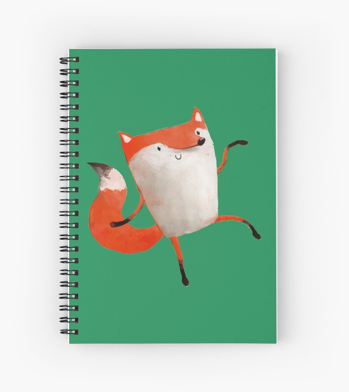 Happy Dancing Fox by colonelle