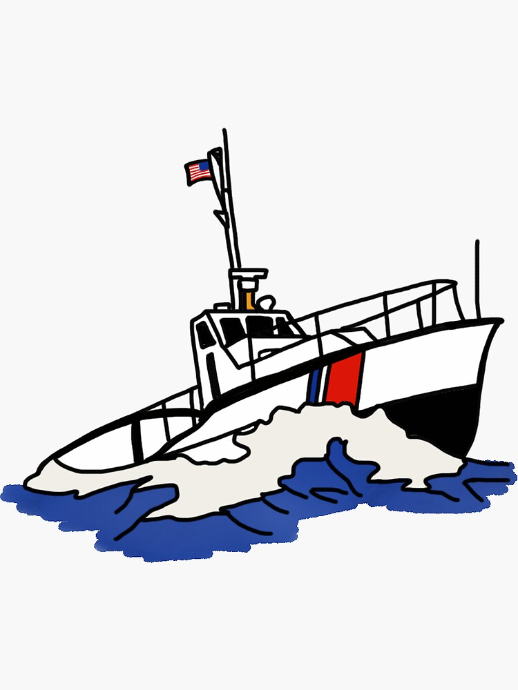 USCG 44 ft Motor Lifeboat by AlwaysReadyCltv