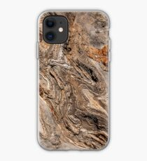 Rippling Stone iPhone Case
