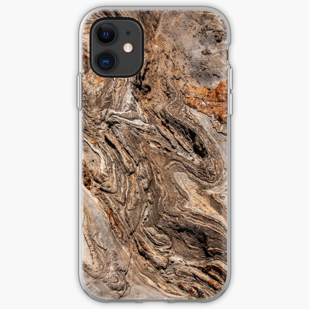 Rippling Stone iPhone Case & Cover