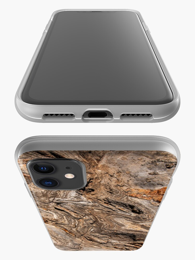 Alternate view of Rippling Stone iPhone Case & Cover