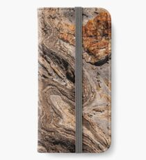 Rippling Stone iPhone Wallet/Case/Skin