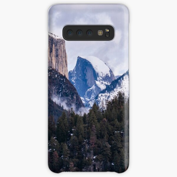 Yosemite Winter Samsung Galaxy Snap Case