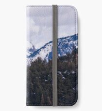 Yosemite Winter iPhone Wallet/Case/Skin