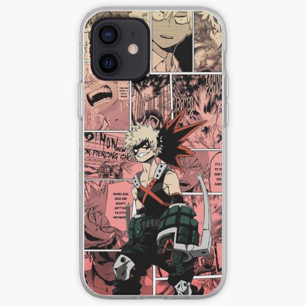 Katsuki Bakugo Phone Case iPhone Soft Case