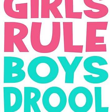 Girls Rule by dealzillas
