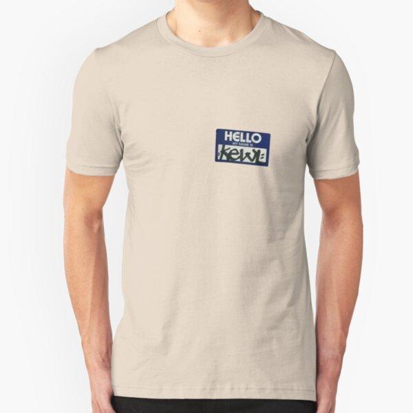 My Name is ~Kewl ~ Slim Fit T-Shirt