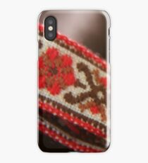 Tyrolean  iPhone Case/Skin