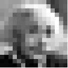 Albert Einstein by The Pixel Factory