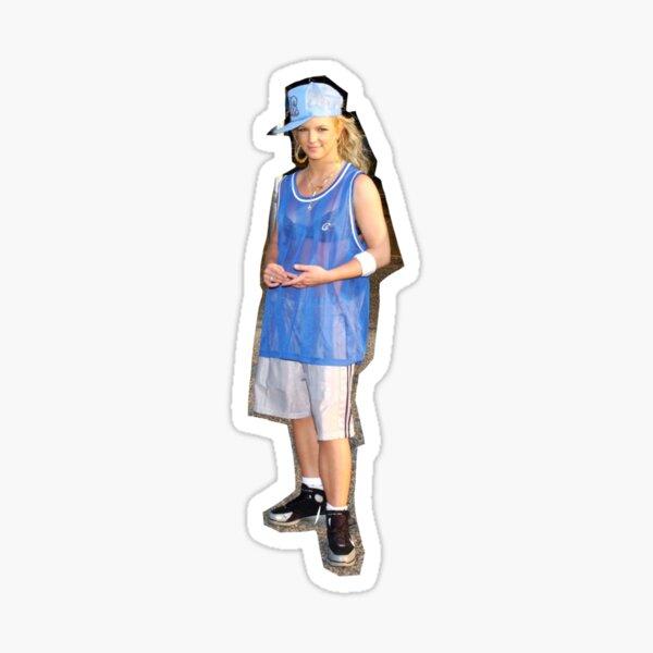 It's Basketball Britney, Bitch Sticker