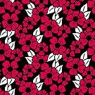 Doppelte Kirschblüten von Jacqueline Hurd