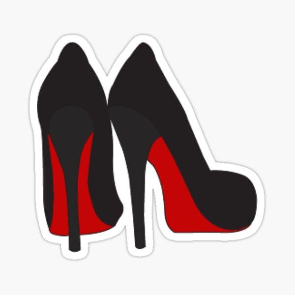 Talons rouges Sticker