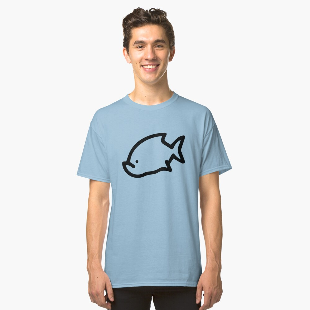 Fish Classic T-Shirt Front