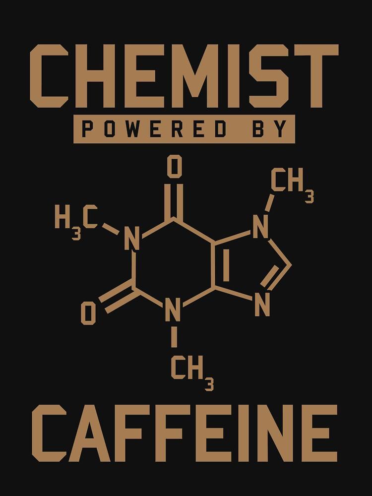 Chemistry Caffeine by GeschenkIdee