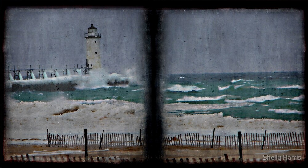 Manistee's Light by Shelly Harris