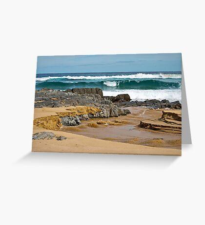 Thurra Breach Greeting Card