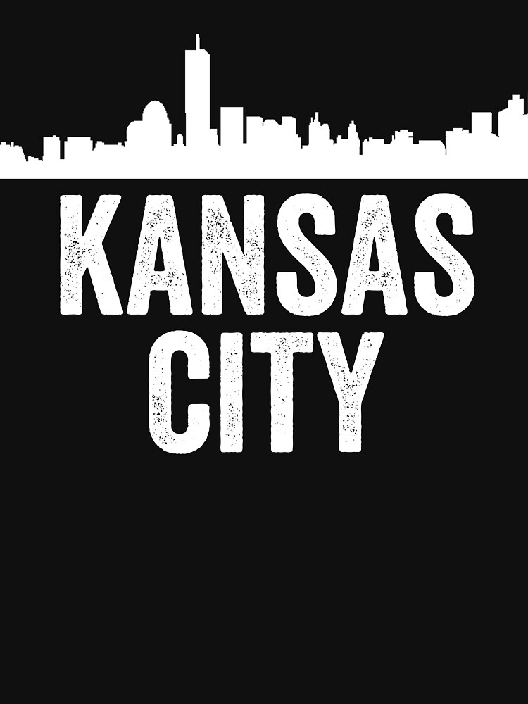 Kansas City Skyline by TrendJunky