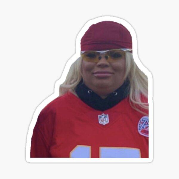 trisha paytas sports mood Sticker