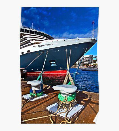 The Queen Vic - SYDNEY - Australia Poster