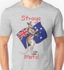 Ultimate Straya / Australia Design Mate!  Unisex T-Shirt