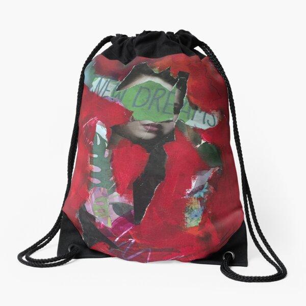 Catharsis No. 6 Drawstring Bag