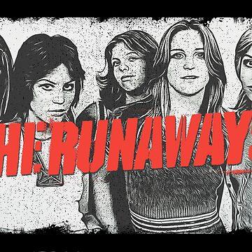 The Runaways by CreativeSpero