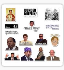 Die Office Sticker Pack Aufkleber Sticker