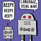 «Beeping Robot» de jarhumor