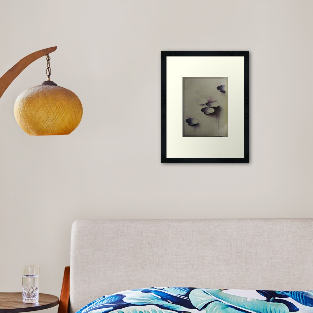 Visual arts #VisualArts Framed Art Print