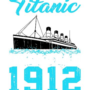 Swimmer Titanic Swim Team 1912 Swimming by KanigMarketplac