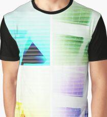 strobo white Graphic T-Shirt