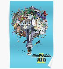 Mob Psycho 100 Staffel 2 Poster