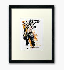 APB Reloaded Cool Enforcer Boy Framed Print