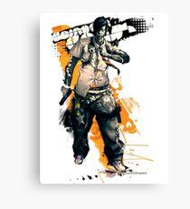 APB Reloaded Cool Enforcer Boy Canvas Print