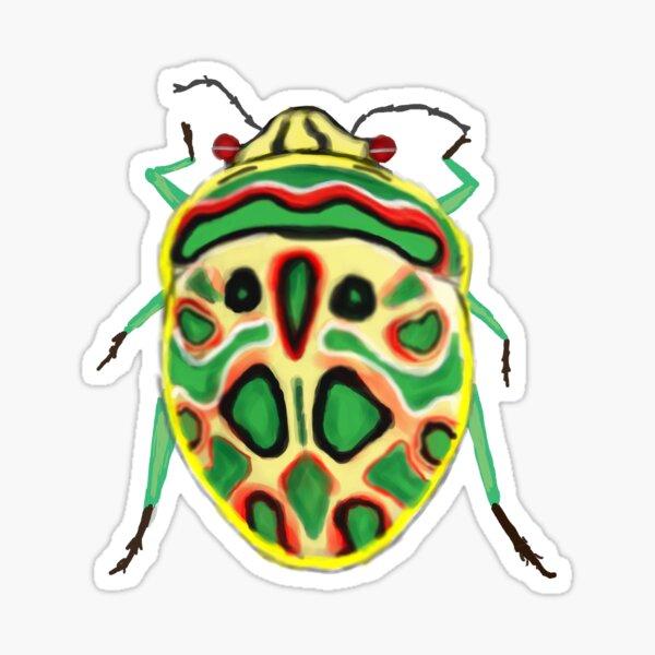Picasso Bug Sticker