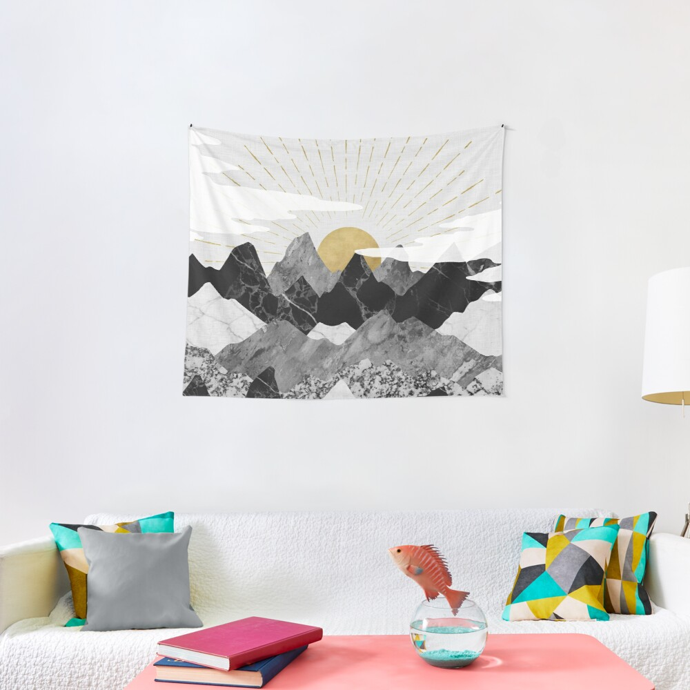 Sun Rise Tapestry