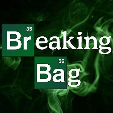 BREAKING BAG by Leyendecker