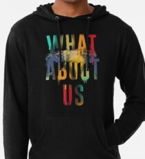 What About Us Color Lightweight Hoodie