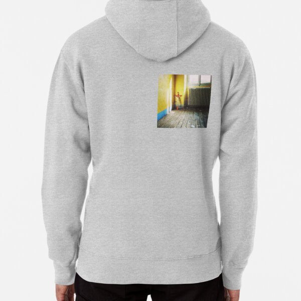 cricifix Pullover Hoodie
