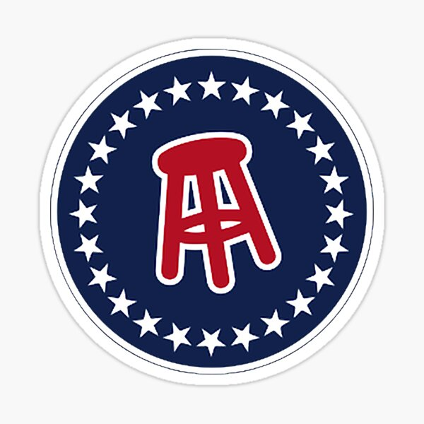 Barstool Sticker