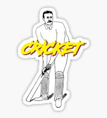 Cricket World Cup 2019 Sticker