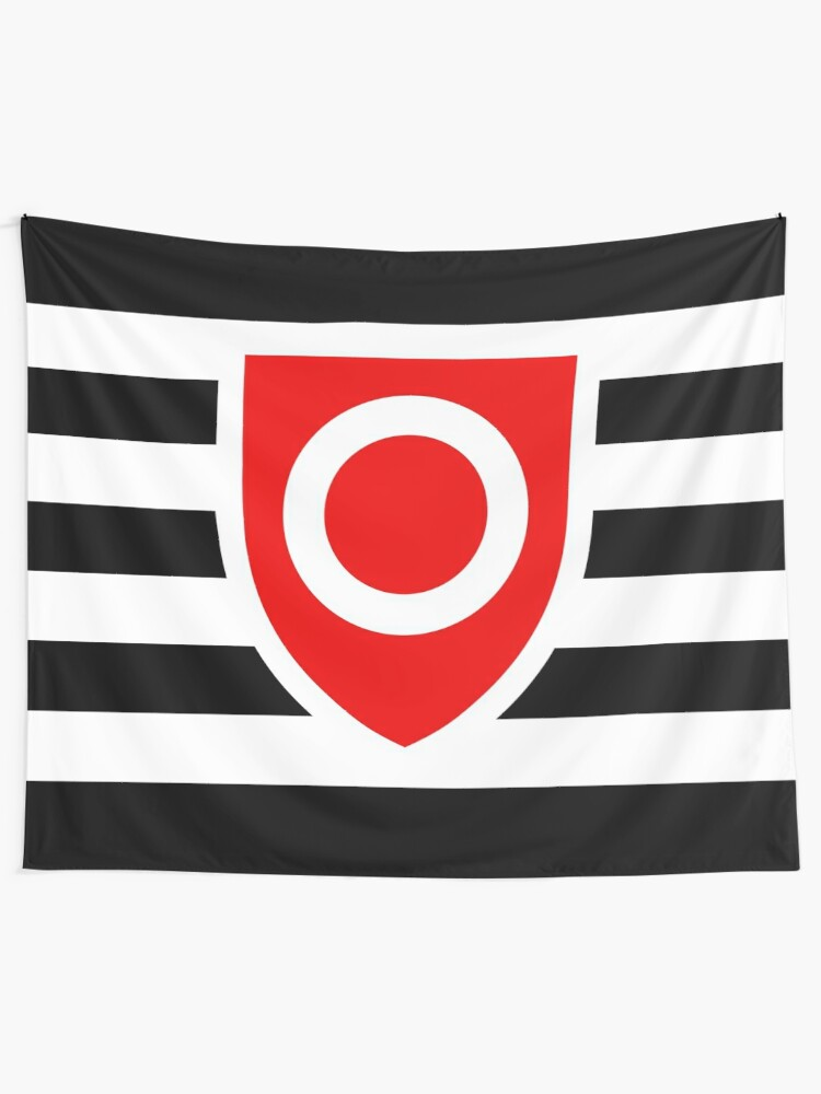 BDSM Ownership Flag | Wall Tapestry