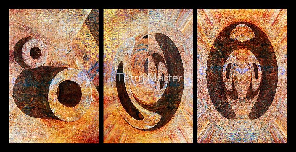 Rust nouveau evolution by Terry Marter